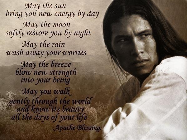Apache visdomsord