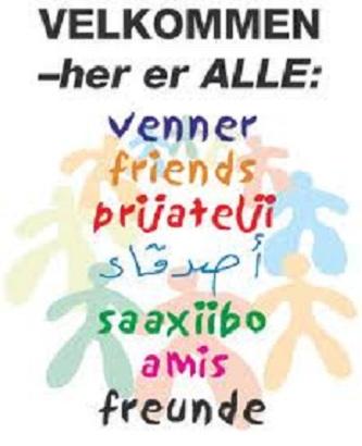velkommen venner