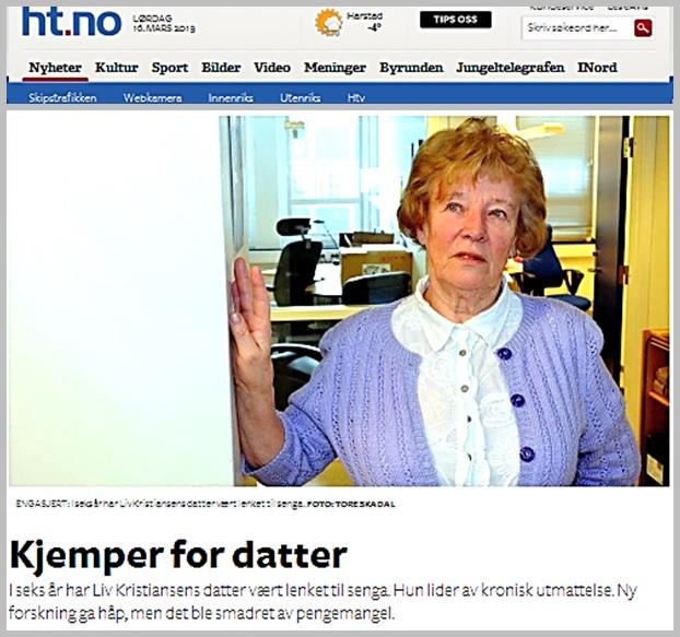 Harstad tidende_14mars2013_Kjemper for datter