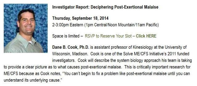 Skjermbilde_webinar sept2014_PEM by Cook Solve ME_CFS Initiave