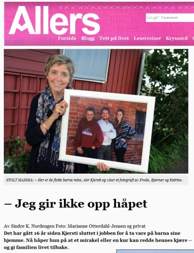 Intervju Mor Krisner_Allers uke 40 2014