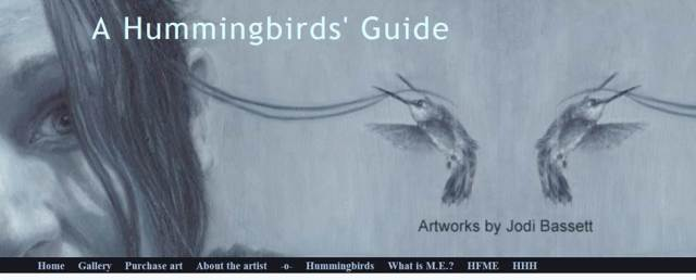 A Hummingbirds guide_Jodi Basset hjemmeside
