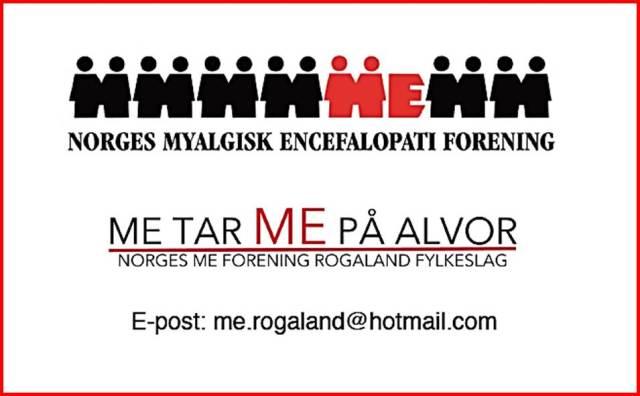 ME foreningen Rogaland_fagkveld 18nov2015