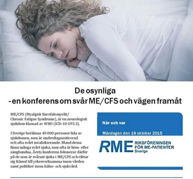 RME_ME konf Sverige 2015