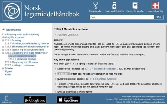 norsk-legemiddelhandbok-om-laktoacidose-feb2017